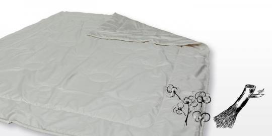ProNatura Zudecke Baumwolle / Tencel Leichte Sommerdecke