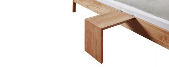 Einhänge-Nachttisch FELIX  für Bettseitendicke 2,5 bis 4 cm
